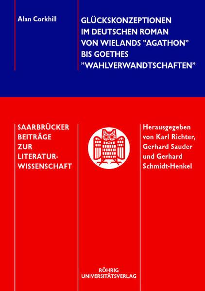Glückskonzeptionen im deutschen Roman von Wielands