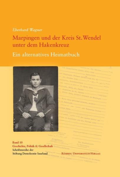 Marpingen und der Kreis St. Wendel unter dem Hakenkreuz - Coverbild