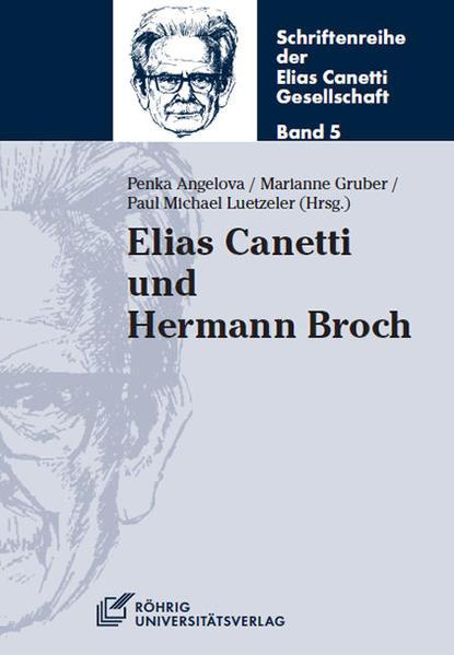 Elias Canetti und Hermann Broch - Coverbild