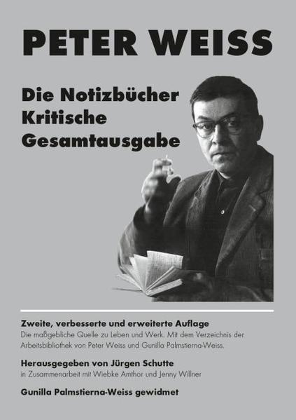 Die Notizbücher. Kritische Gesamtausgabe - Coverbild