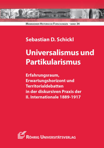 Universalismus und Partikularismus - Coverbild
