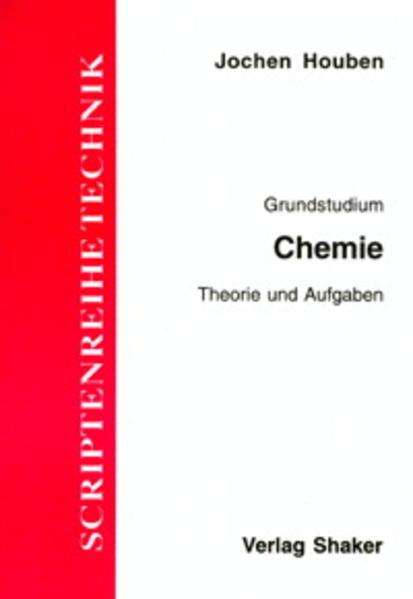 Grundstudium Chemie - Coverbild