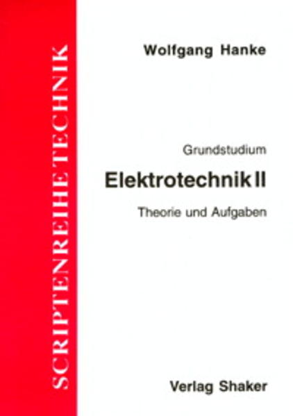 Grundzüge Elektrotechnik / Elektrotechnik II - Coverbild