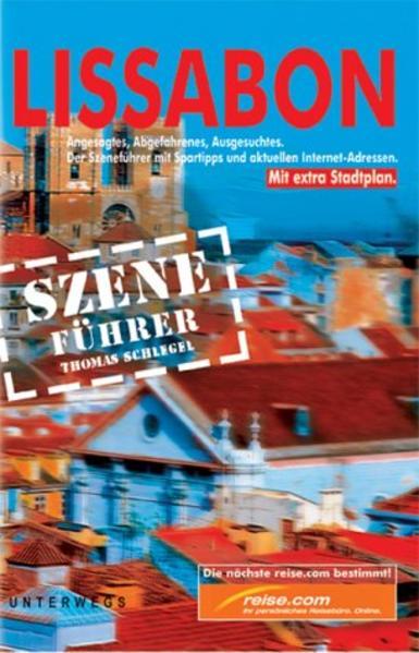 Lissabon mit Plan - Coverbild