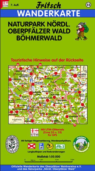 Naturpark Nördlicher Oberpfälzer Wald - Böhmerwald Epub Free Herunterladen