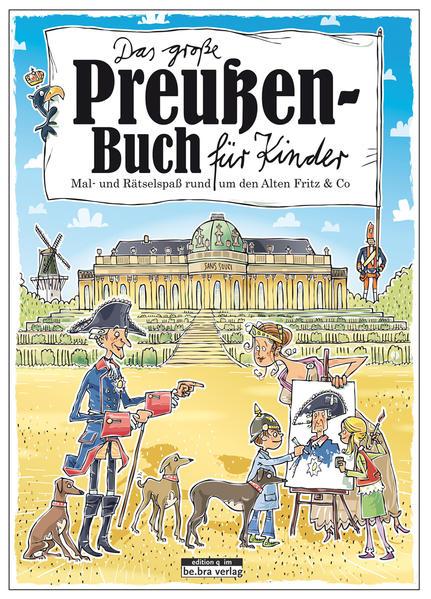 Das große Preußen-Buch für Kinder - Coverbild