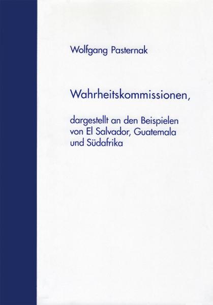 Wahrheitskommissionen - Coverbild
