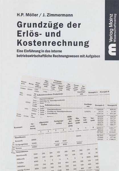 Grundzüge der Erlös- und Kostenrechnung von H P Möller PDF Download