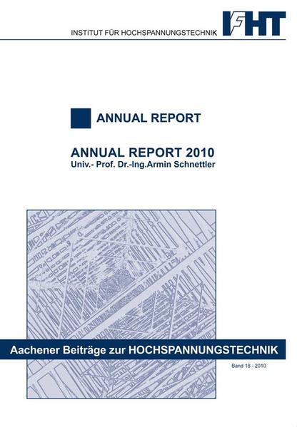 Annual Report 2010 - Coverbild