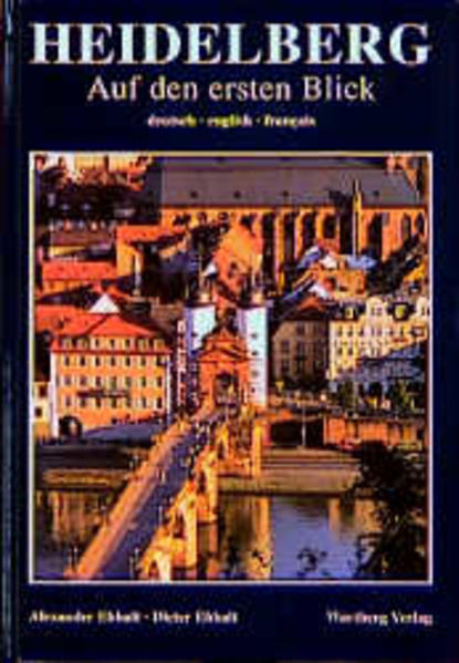 Heidelberg auf den ersten Blick - Coverbild