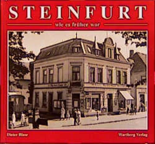 Steinfurt wie es früher war - Coverbild
