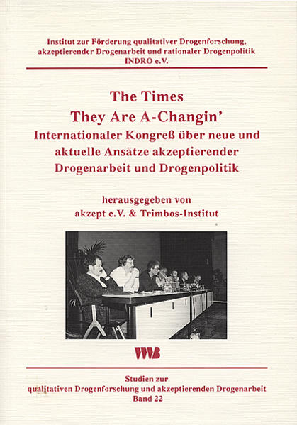 The Times They Are A-Changin' - Coverbild