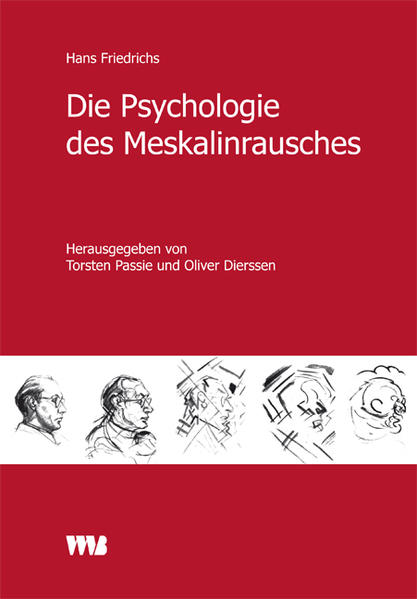 Die Psychologie des Meskalinrausches - Coverbild