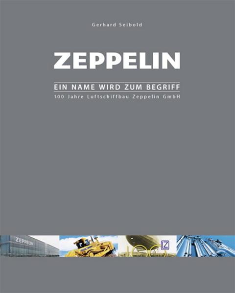 Zeppelin - Ein Name wird zum Begriff - Coverbild