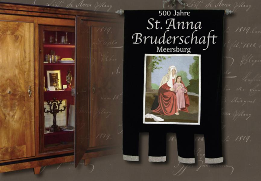 500 Jahre St. Annabruderschaft Meersburg - Coverbild