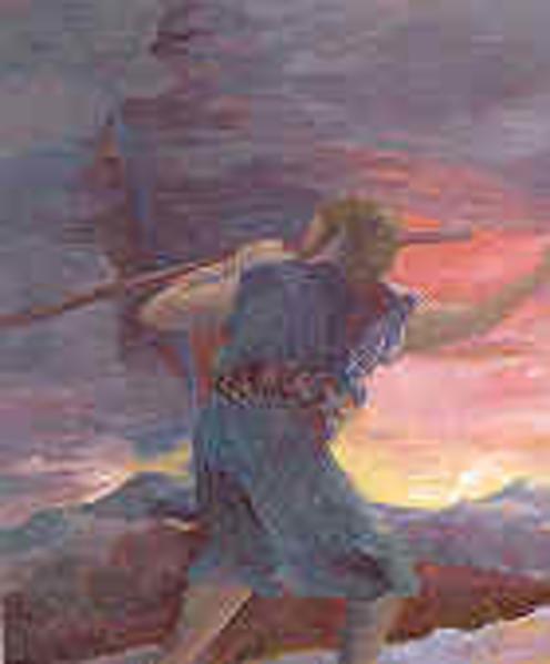 Wege ins Leben. Die biblische Geschichte von Esau und Jakob - Coverbild