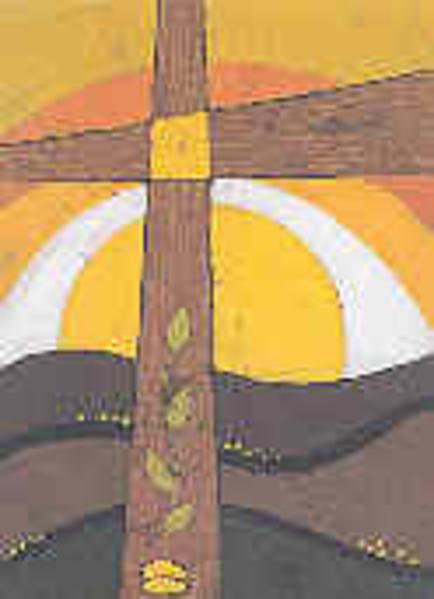 Mit Jesus das Kreuz tragen - Coverbild
