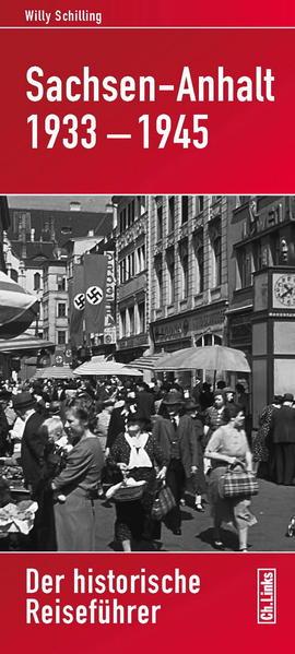 Sachsen-Anhalt 1933–1945 - Coverbild