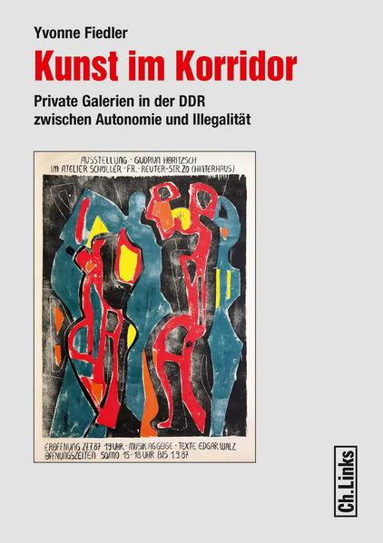 Kunst im Korridor - Coverbild