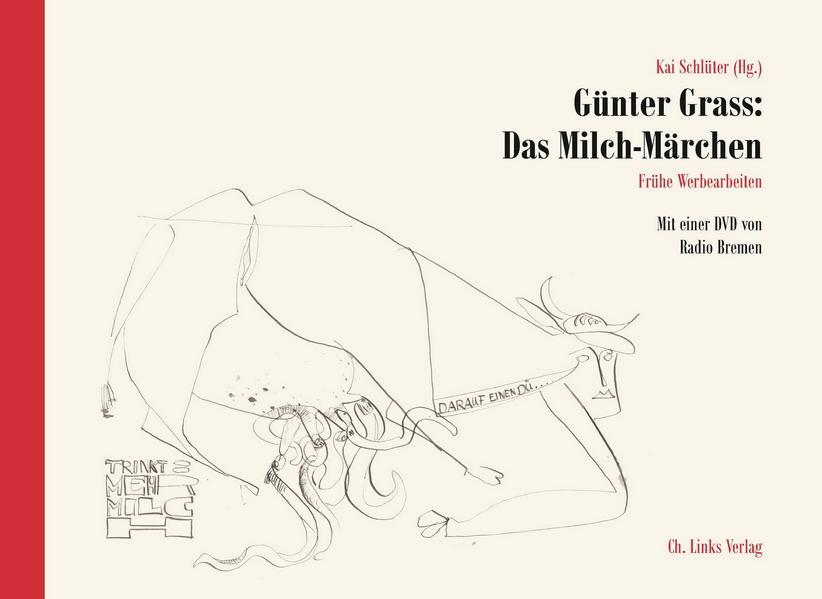 Günter Grass: Das Milch-Märchen - Coverbild