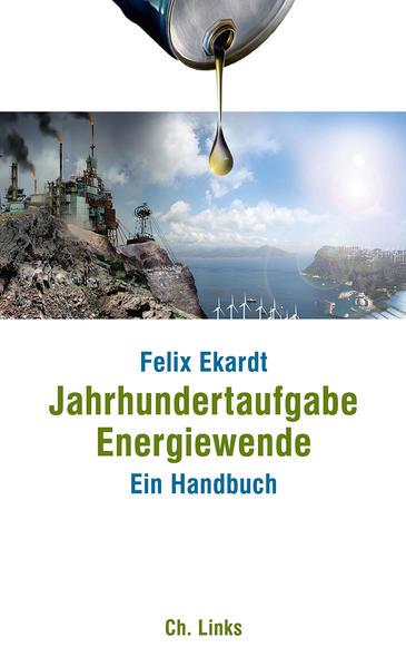Jahrhundertaufgabe Energiewende - Coverbild