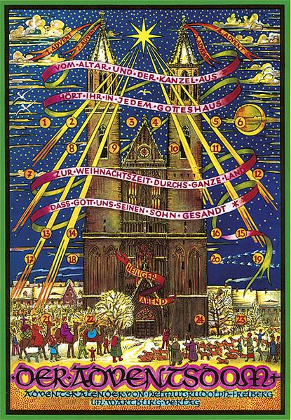 Der Adventsdom - Coverbild