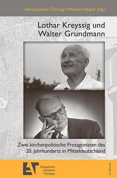 Lothar Kreyssig und Walter Grundmann - Coverbild