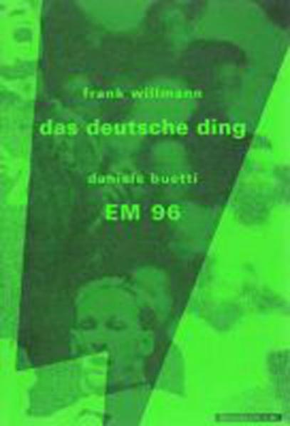 Das deutsche ding - Coverbild