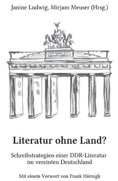 Literatur ohne Land? - Coverbild
