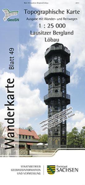 Lausitzer Bergland/Löbau - Coverbild