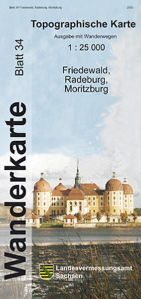 Friedewald, Radeburg, Moritzburg - Coverbild