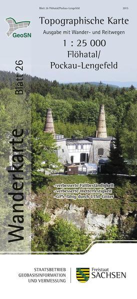 Flöhatal/Pockau-Lengefeld - Coverbild
