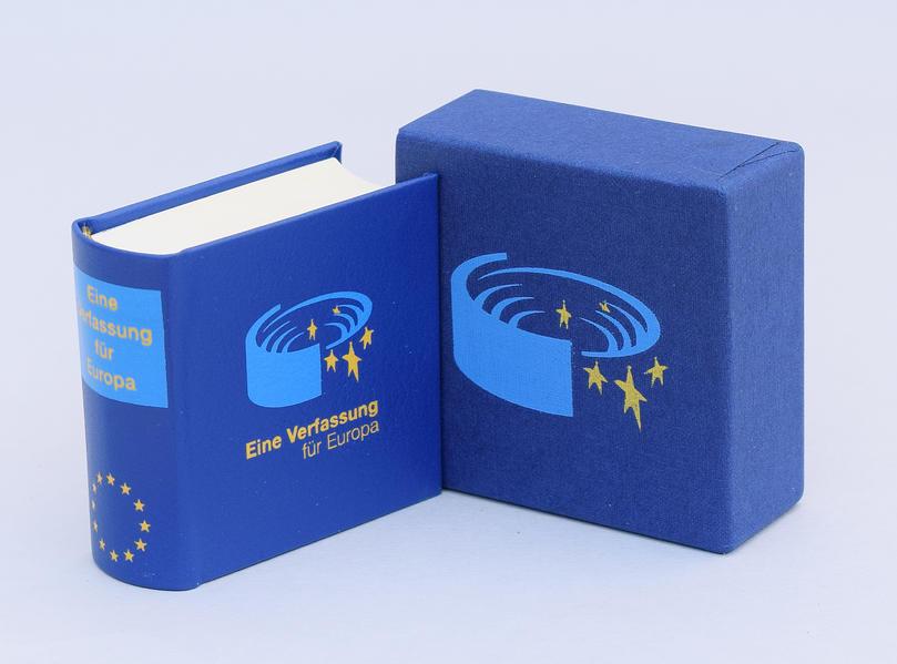 Verfassung für Europa (Vertragsentwurf 2005) - Coverbild