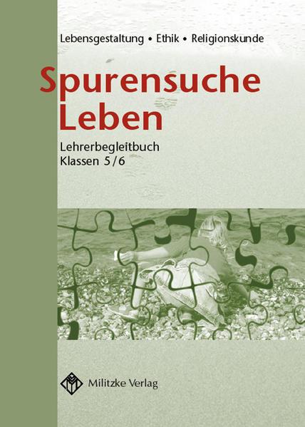Ethik Grundschule / Spurensuche Leben - Landesausgabe Brandenburg - Coverbild