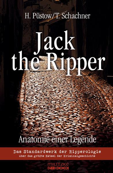 Jack the Ripper - Coverbild
