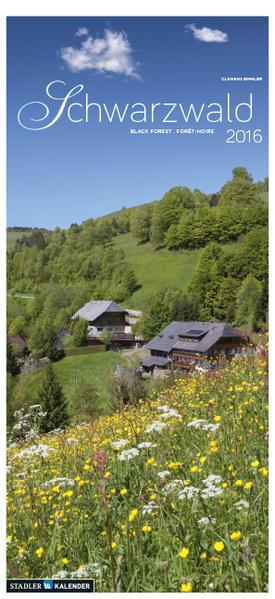 Schwarzwald Vertikal 2016 - Coverbild
