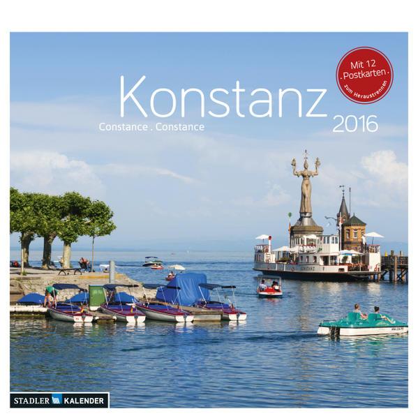Konstanz 2016 - Coverbild