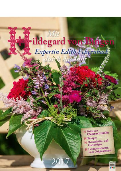 Hildegard von Bingen 2017 - Coverbild