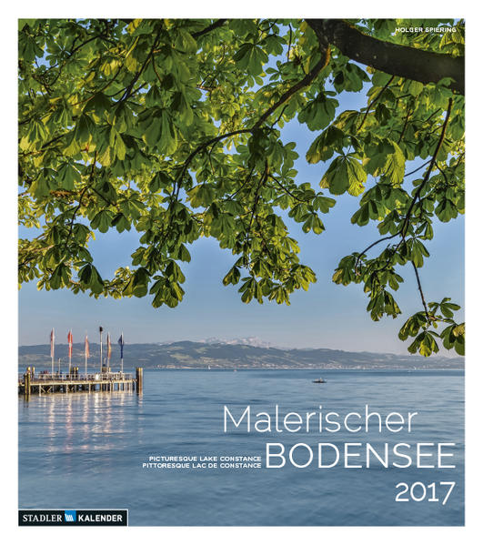 Malerischer Bodensee 2017 - Coverbild