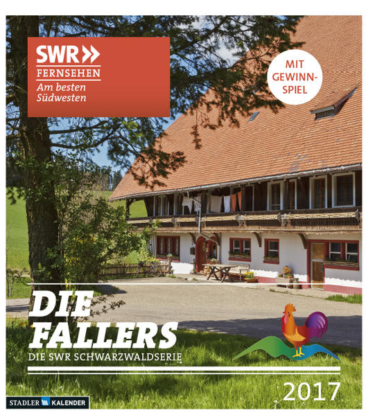 Die Fallers 2017 - Coverbild