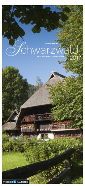 Schwarzwald Vertikal 2017 - Coverbild
