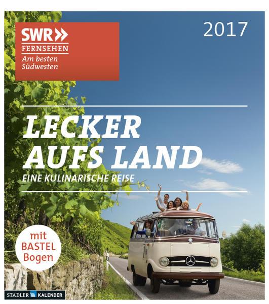 Lecker aufs Land 2017 - Coverbild