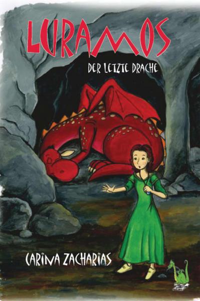 Luramos - Der letzte Drache - Coverbild