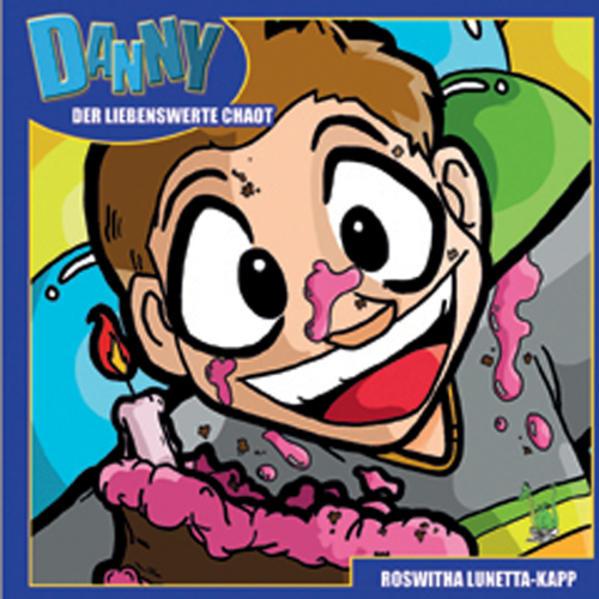 Danny der liebenswerte Chaot - Coverbild