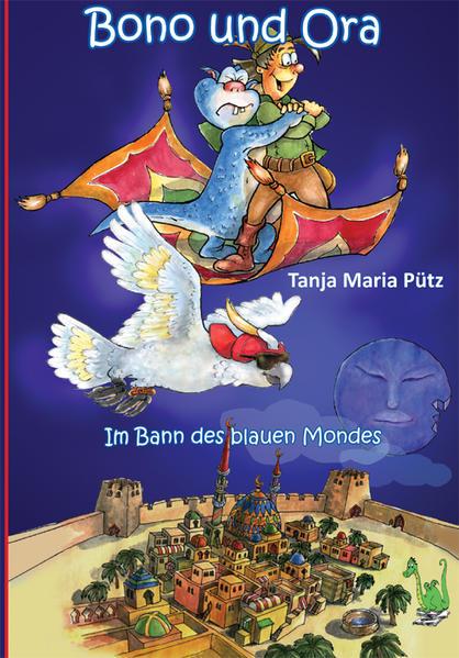 Bono und Ora - Im Bann des blauen Mondes - Coverbild