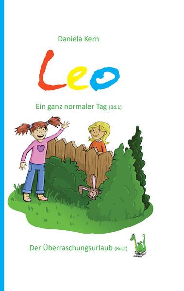 Leo - Ein ganz normaler Tag - Coverbild