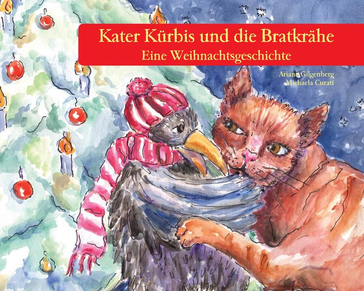 Kater Kürbis und die Bratkrähe - Coverbild