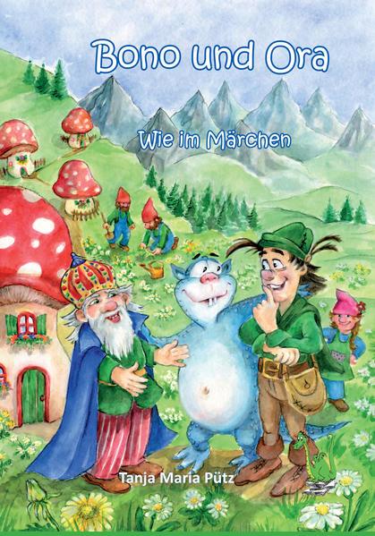 Bono und Ora - Wie im Märchen - Coverbild
