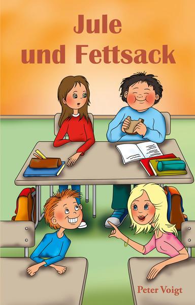 Jule und Fettsack - Coverbild