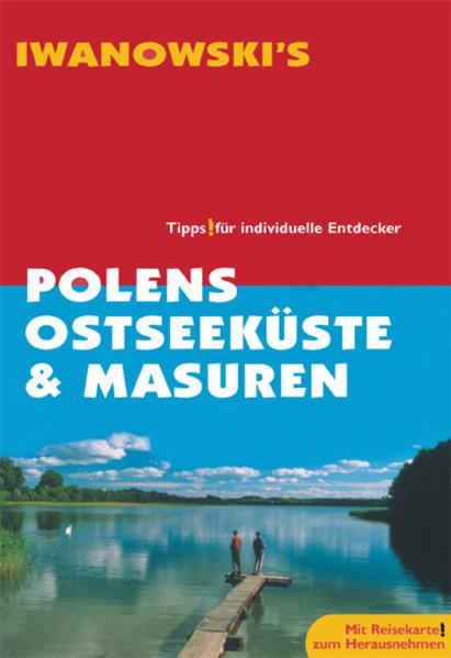 Polens Ostseeküste & Masuren - Reiseführer von Iwanowski - Coverbild